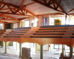 Massy - Heugas - SALLE DE SPECTACLE 2015 MESSANGES